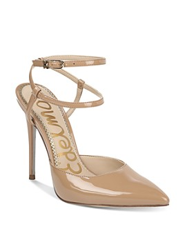 Sam Edelman - Women's Deana Ankle Strap Pumps