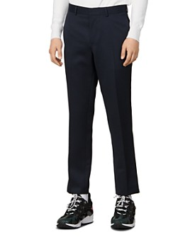 Sandro - Pluton Straight Leg Slim Fit Pants