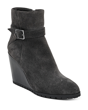 Splendid WOMEN'S PASCAL WEDGE HEEL BOOTIES