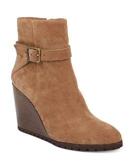 Splendid - Women's Pascal Wedge Heel Booties