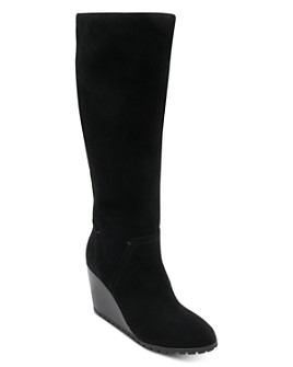 Splendid - Women's Patience Wedge Heel Tall Boots