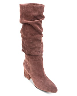 Splendid - Women's Phoenix Block Heel Slouch Boots