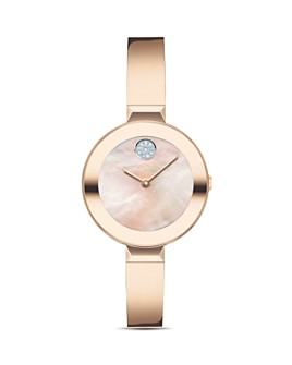 Movado - BOLD Bangle Watch, 28mm