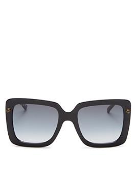 Gucci - Women's Square Sunglasses, 53mm
