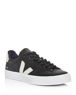 VEJA - Men's Campo Leather Low-Top Sneakers
