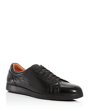 Men's Ryder Leather Low-Top Sneakers