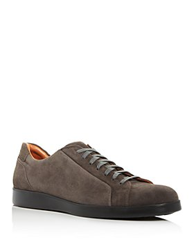 Gentle Souls by Kenneth Cole - Men's Ryder Suede Low-Top Sneakers