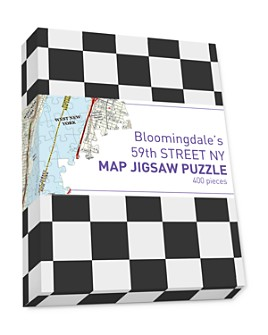 Map Marketing - 59th Street Map Puzzle