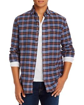 Johnnie-O - Gene Plaid Flannel Classic Fit Shirt