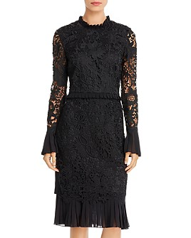 Tory Burch - Guipure-Lace Dress