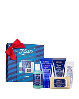 Kiehl's Since 1851 - Men's Grab & Go Essentials Gift Set ($59 value)