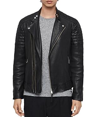 Allsaints Rigby Leather Biker Jacket