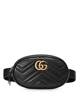 Gucci - GG Marmont Matelassé Leather Belt Bag