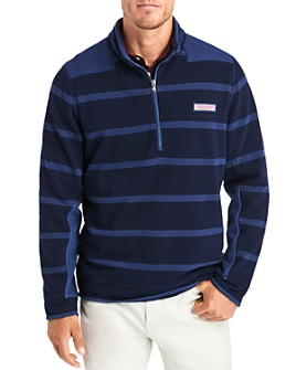 Vineyard Vines - Garment-Dyed Pique Shoulder Sweatshirt