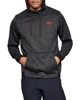 Under Armour - Space-Dye Fleece Hooded Sweatshirt