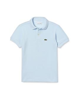 Lacoste - Boys' Classic Piqué Polo Shirt - Little Kid, Big Kid