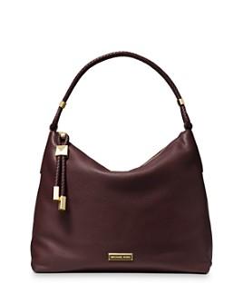 MICHAEL Michael Kors - Lexington Large Leather Shoulder Bag