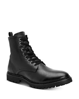 ALLSAINTS - Men's Whitmore Leather Moto Boots