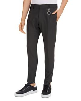 The Kooples - Zip-Hem Slim Fit Trousers