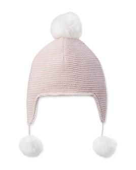Elegant Baby - Girls' Pom-Pom Hat - Baby