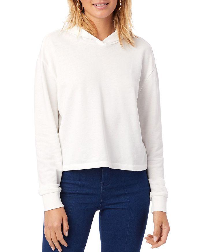 ALTERNATIVE - Cropped Hooded Sweatshirt