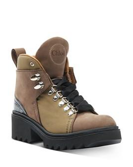 Chloé - Women's Bella Hiker Boots