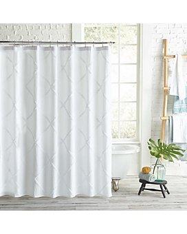 Peri Home - Lattice Shower Curtain