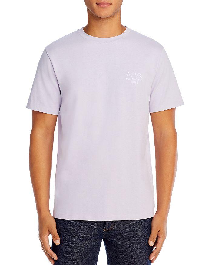 A.P.C. - Raymond Logo Tee