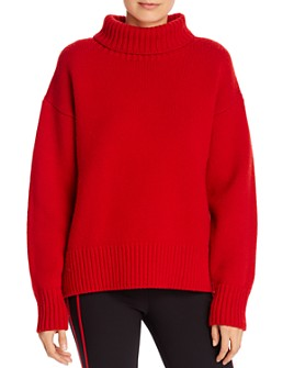 rag & bone - Lunet Boxy Wool Turtleneck