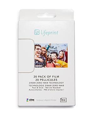LifePrint Photo Paper, 20 Pack