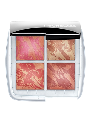 Hourglass Holiday 2019 Ambient Lighting Blush Quad - Ghost