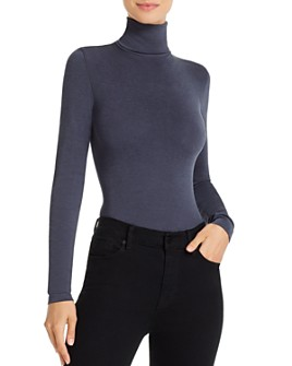 Wolford - Colorado Stringbody Turtleneck Bodysuit