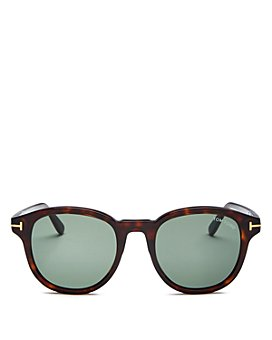 Tom Ford - Men's Jameson Round Sunglasses, 52mm