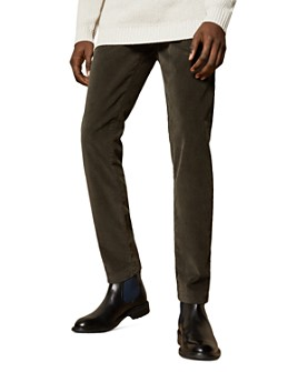 Ted Baker - Strome Corduroy Regular Fit Trousers