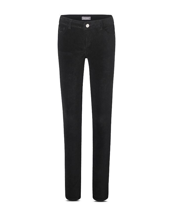 DL1961 - Girls' Chloe Skinny Velvet Jeans - Big Kid