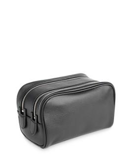 ROYCE New York - Leather Toiletry Bag