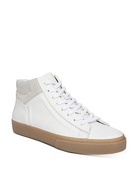 Vince - Men's Fynn Leather High-Top Sneakers