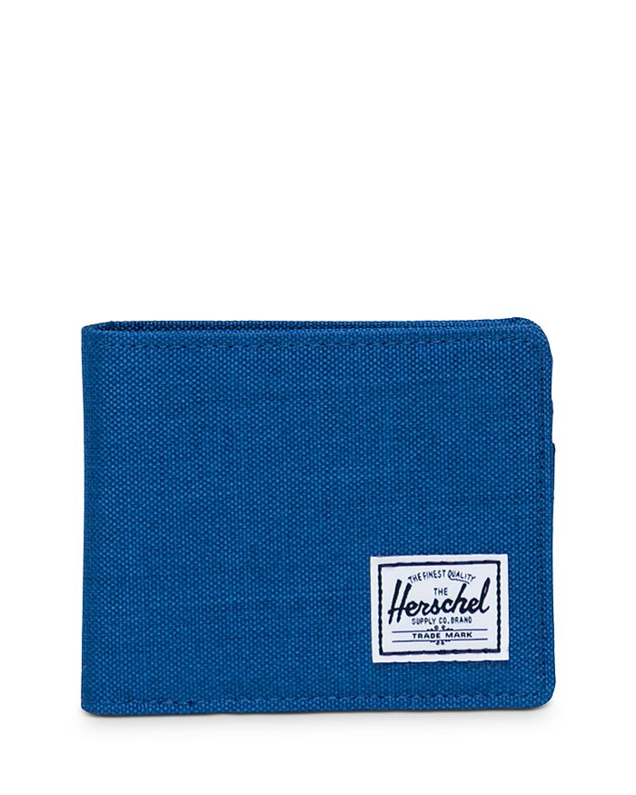 Herschel Supply Co. Roy Bi-Fold Wallet In Monaco Blue