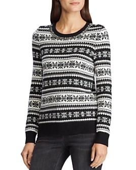 Ralph Lauren - Fair Isle Crewneck Sweater