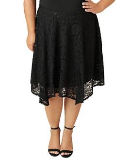 Maree Pour Toi Plus - Lace Skirt