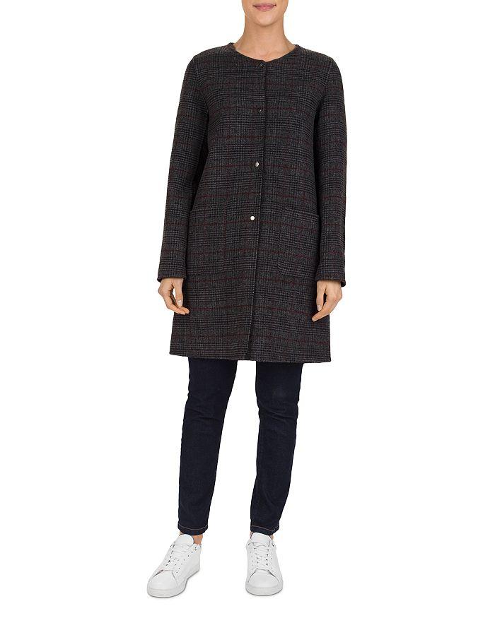 Gerard Darel - Plume Reversible Wool Coat