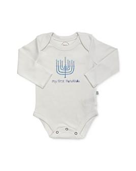 Finn & Emma - Unisex My First Hanukkah Bodysuit - Baby