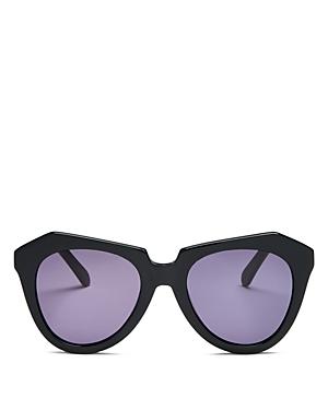 Women's Number One Round Sunglasses