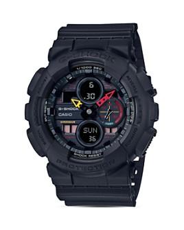 G-Shock - GA140 Digital-Analog Watch, 51.2mm