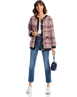 LINI - Autumn Tweed Jacket - 100% Exclusive