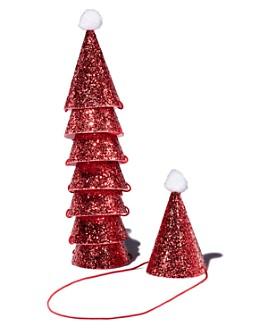 Meri Meri - Mini Santa Party Hats, Pack of 8