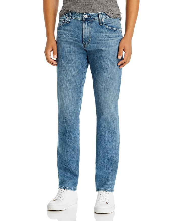 AG - Tailored Slim Fit Jeans in Narrative
