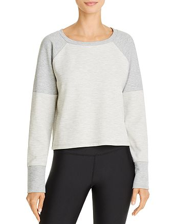 Beyond Yoga - All The Feels Cropped Sweatshirt