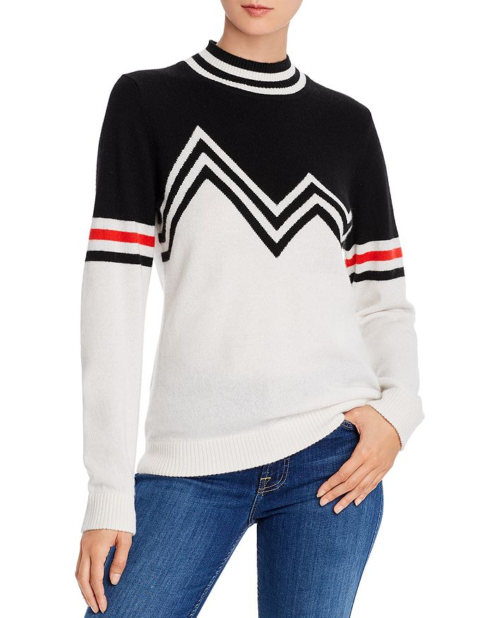 Minnie Rose - Mountain Cashmere Sweater