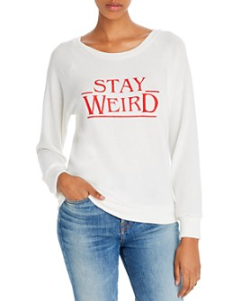 Rosie G - Stay Weird Sweatshirt